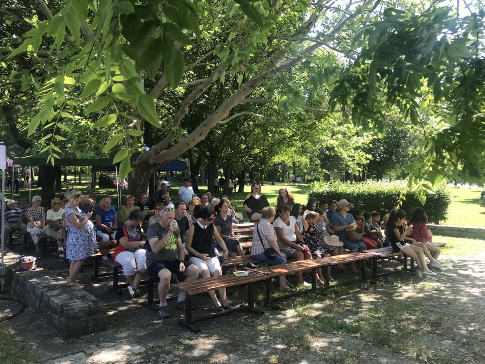 Víkend otevřených zahrad 2019 - Vystoupení Big Bandu Zdenka Tölga