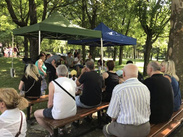 Víkend otevřených zahrad 2019 - Panelová diskuze na téma obnovy parku