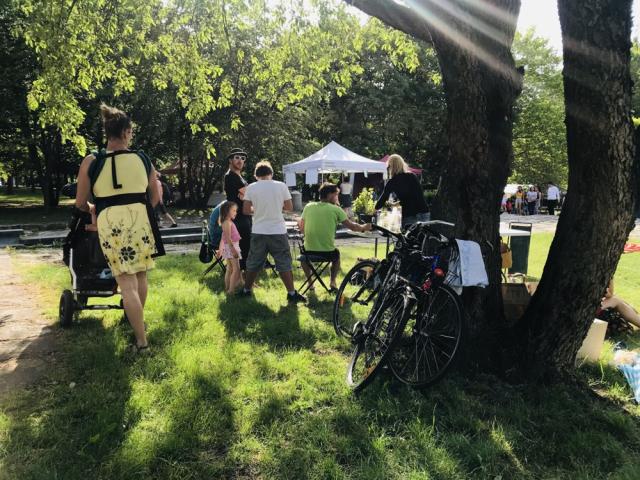 Víkend otevřených zahrad 2019 - Návštěvníci akce